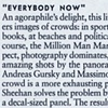 "Review, The New Yorker ""Everybody Now"" 2001"