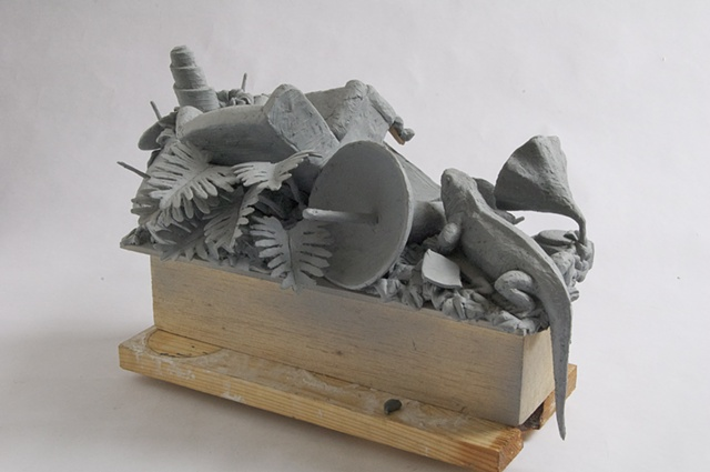 Model for a Sculpture