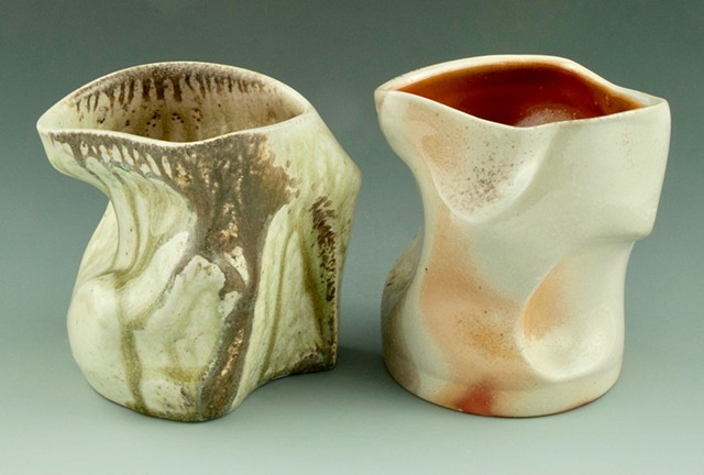 Altered Wood Fired Cups