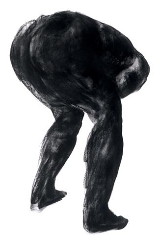 Stooped Figure