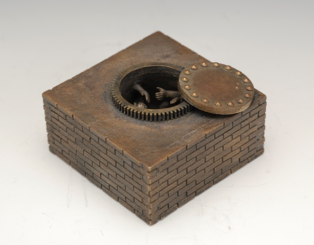 Hatch Box w/ Drain