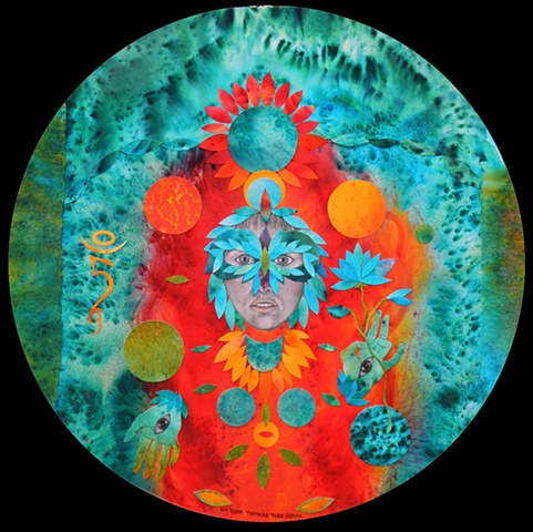 The Green Tara Buddha of compassion, manifestation and healing