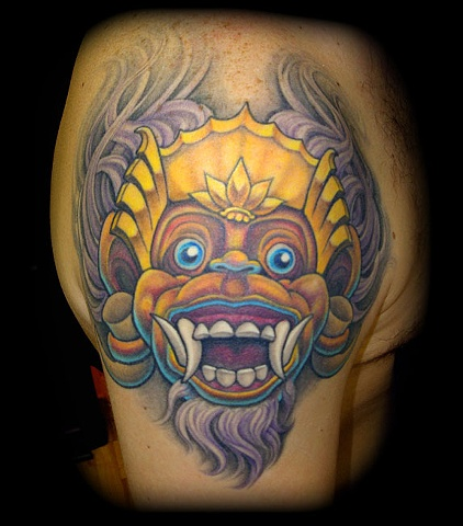 Salisbury Maryland tattoos crucial tattoo studio tattoo monkey mask tattoos