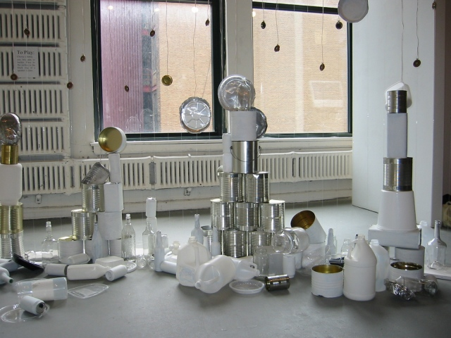 Untitled (Resonant Objects)