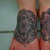 lovies foot tats
