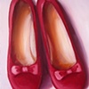 Little Red Bows by Linda Boucher