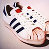 Adidas Shelltoes by Linda Boucher