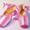 Sugar Plum Pointe Shoes by Linda Boucher