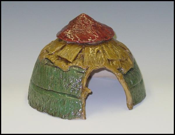 Toad Abode by Vivian Norton