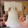 Liberty Bell in Progress
