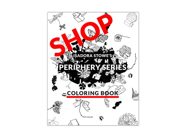Periphery Series Coloring book