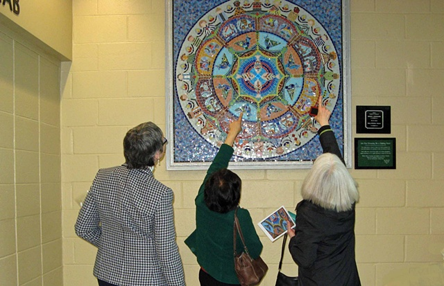 Admirers - Diversity Mosaic at Penn State DuBois