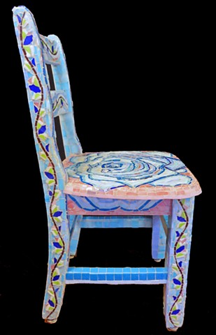 Rose Vine Chair