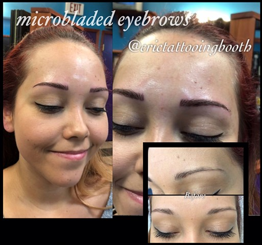 microblade eyebrows