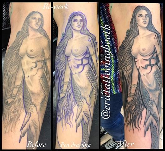 mermaid (rework)