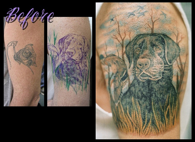 dog tattoos salisbury maryland crucial tattoo studio