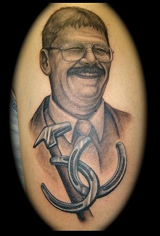 tattoo portrait  salisbury maryland tattoos