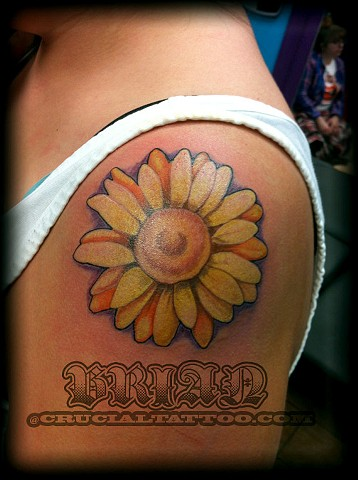 Brian Klingensmith tattoos crucial tattoo studio salisbury maryland ocean city md delaware