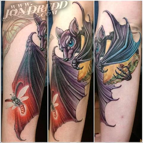 Pineapple Bat