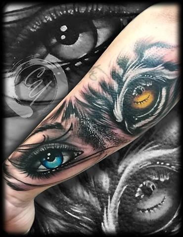 spirit eyes