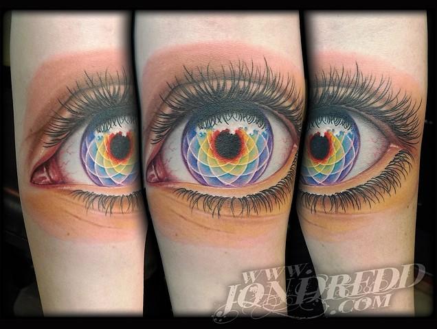 Iris Swirls