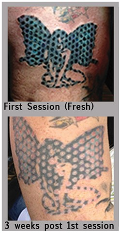 First session images