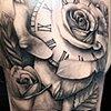 rose clock mix