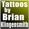 Brian's Tattoo work