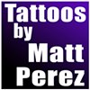Matt's Tattoo Work