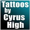 Cyrus Tattoo Work