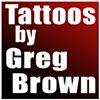 Greg's Tattoo Work