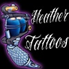 Heather's Tattoo Work