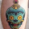 dan skull