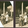 Extensive Photo Restoration,  Including Rebuilding of Image