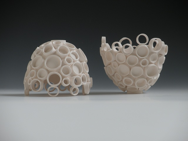 Katherine Dube; Dube Ceramic Art and Design 2000-2019