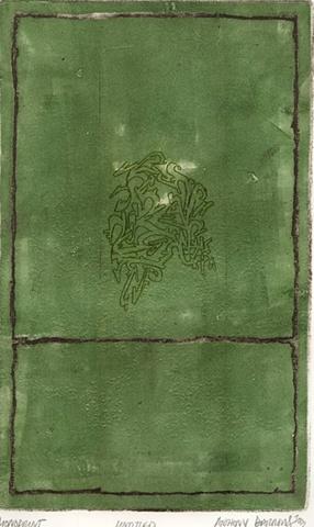 Green Heiroglyph
