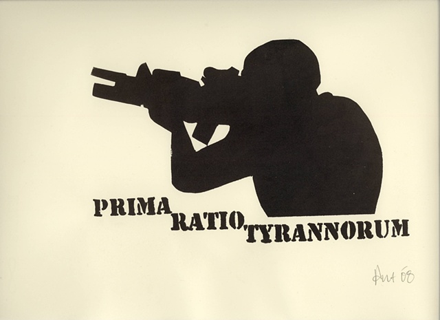 Prima Ratio Tyrranorum