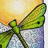 Dragonflies in the Sun