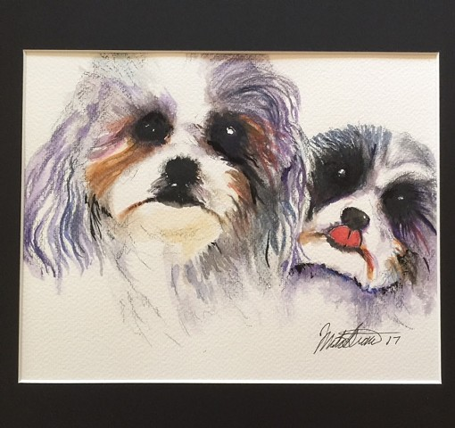 Pet Portraits by Michael Grant from $75