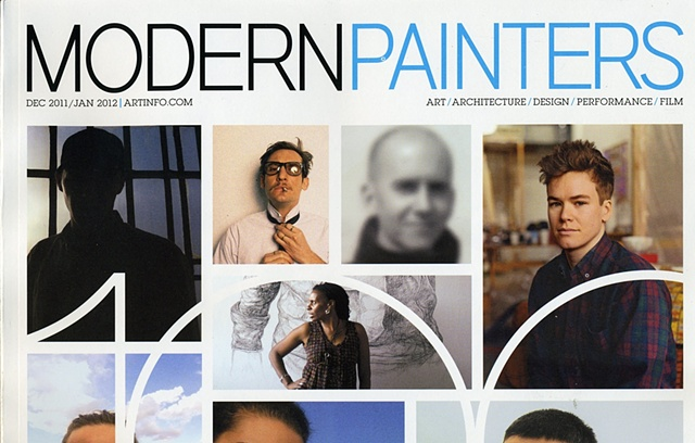 Modern Painters 100 Artist to Watch 2012