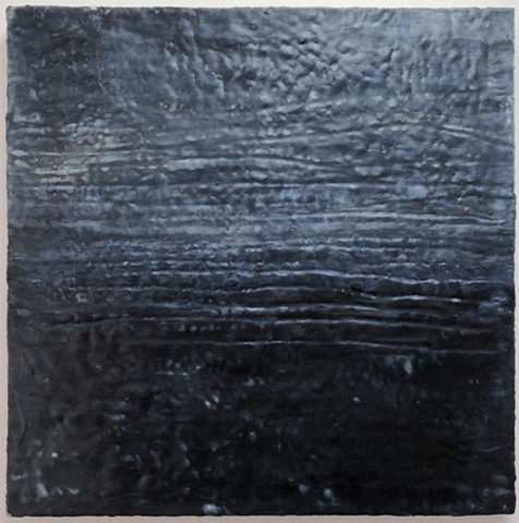encaustic medium, natural dyes, indigo, stephany latham