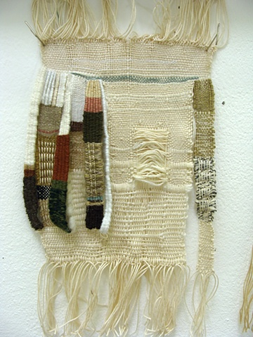 Stephany Latham; Natural Dyes, Weaving, Textiles