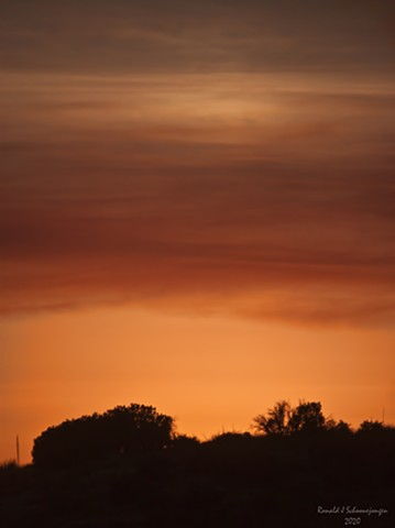 Smokey Sunset #2