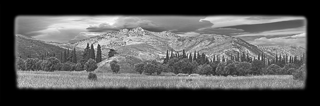Remember the Athenians (B&W)