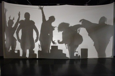 SHADOWDREAMSCAPE - Exhibit Exploring light, shadows, and performance