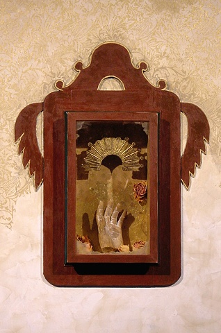 Rituals and Reliquaries: Santo Hand
