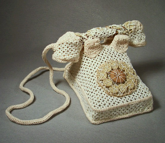 Telephone Sculpture