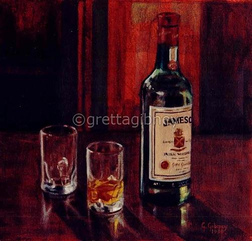 still life with jameson