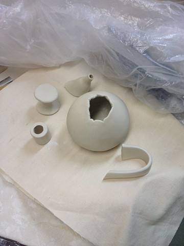 Teapot Construction 2