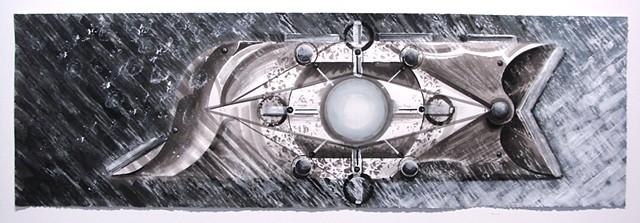 Sun Fish Solar Vane